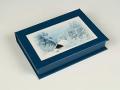 Подарочная коробка с лого