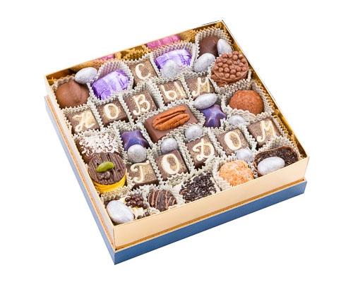 Новогодние конфеты