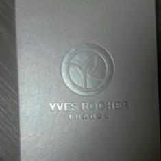 Тиснение фольгой - Yves Rocher