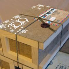 Ящик с печатью